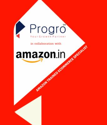 PROGRO partners with AMAZON INDIA for Amazon Trained Ecommerce Specialist (ATES) program